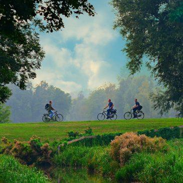 Biking im Granithochland